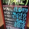 三重県松阪市の大阪屋 金プラチナ買取価格表を更新しました!!