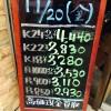 平成27年11月20日の金プラチナ大阪屋のお買取り相場です!