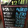 \11/12 本日は日曜日の為貴金属相場の変動はございません!高価買取は大阪屋!/