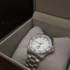 【GUCCI】グッチダイブ ホワイト 腕時計 YA136302 新入荷致しました!