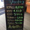 \3/26 本日の貴金属相場を更新いたしました!貴金属は大阪屋!/