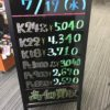 \7/17 本日の貴金属相場を確認いたしました!貴金属は大阪屋!/